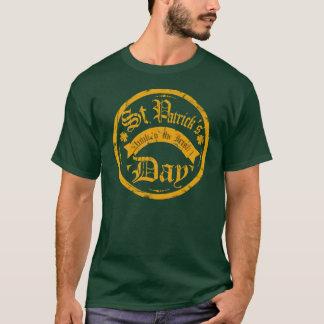 St Patrick het Overhemd van de Dag T Shirt