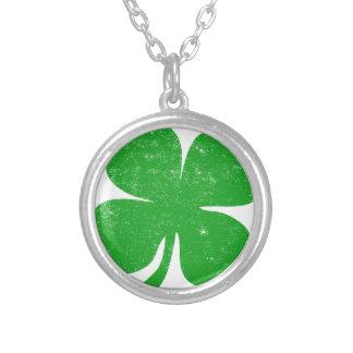 St. Patricks van de Klaver van vier Blad Dag Hangertjes