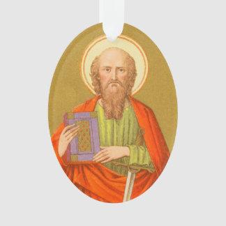 St Paul double face l'acrylique de l'apôtre (P.M.