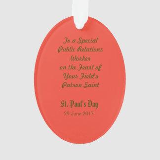 St Paul l'apôtre (P.M. 06)