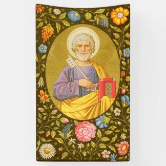St Peter la bannière #1 de l'apôtre (P.M. 07)