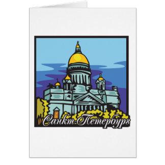 St Petersbourg Carte
