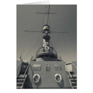 St Petersbourg, l'aurore 3 de croiseur Carte