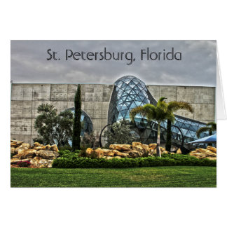 St Petersburg, la Floride Carte