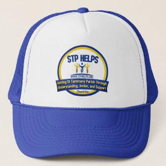 St Tammany de camionneur de casquette d'aides de