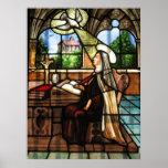 St Teresa d'Avila, docteur de l'église Posters