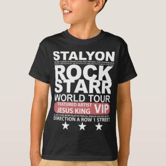 STALYON ROCKS STARR JESUS VIP T-SHIRT