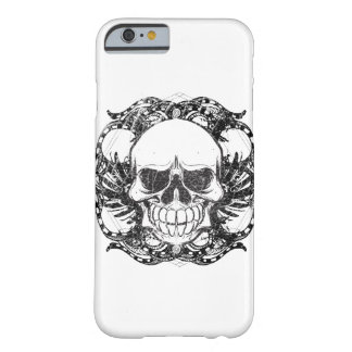 Stammen schedel barely there iPhone 6 hoesje