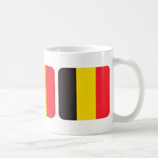 Standaard koffiemok van Belgie