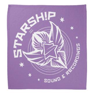 STARSH ! Bruit de P et Bandana d'enregistrement