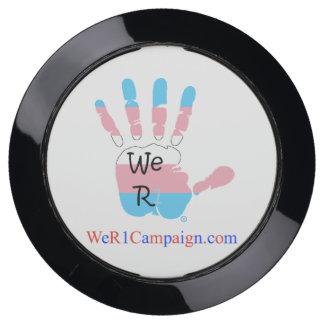 Station De Chargement USB Nous station changeante de main du transsexuel R1