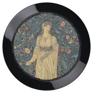 Station De Chargement USB William Morris antique Flora