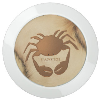 Station De Chargement USB Zodiaque de crabe de Cancer