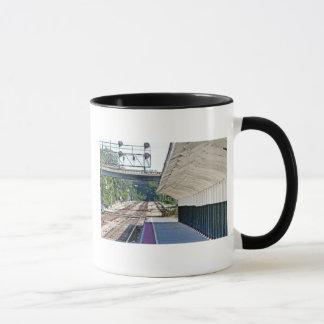 Station de train mug