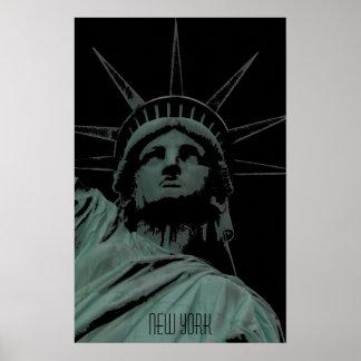 Statue d'affiche de New York de copie de New York