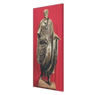 Statue de César Julianus Pacatianus Toiles