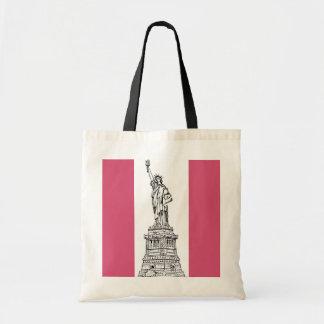 Statue orientée de mode de sac fourre-tout à