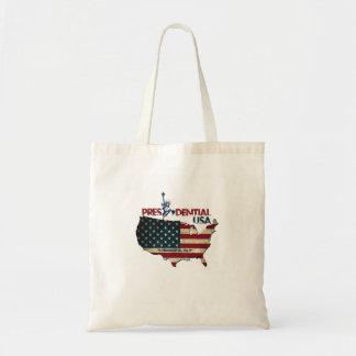Statue présidentielle des Etats-Unis de sac