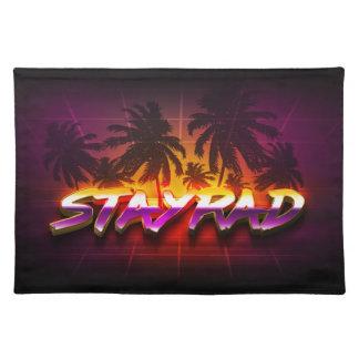 StayRad 80s Set De Table