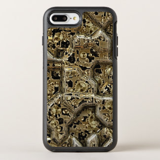 Steampunk à la mode coque otterbox symmetry pour iPhone 7 plus