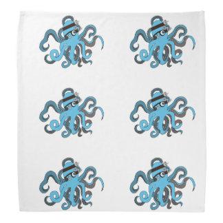 Steampunk pieuvre foulards