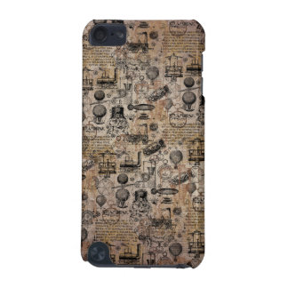 Steampunk vintage coque iPod touch 5G