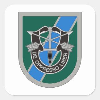 Sticker Carré ęr MILLIARD de la COMMANDE M.I de FORCES