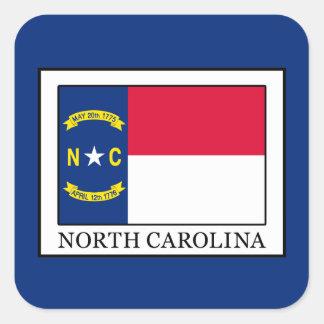 Sticker Carré La Caroline du Nord
