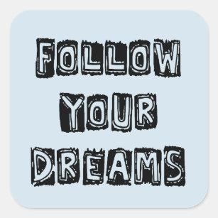 autocollants stickers citations de motivation personnalis s. Black Bedroom Furniture Sets. Home Design Ideas