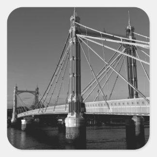 Sticker Carré Le pont Londres d'Albert