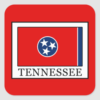 Sticker Carré Le Tennessee