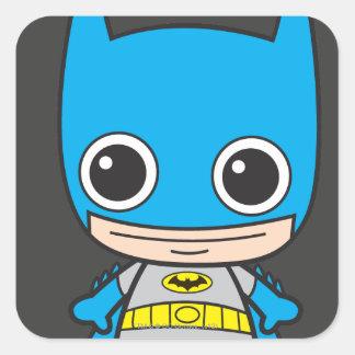 Sticker Carré Mini Batman