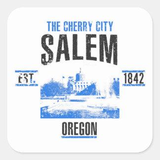 Sticker Carré Salem