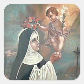 Sticker Carré St Rose FESTIN du 23 août de Lima
