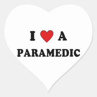 Sticker Cœur Amour de SME I un infirmier