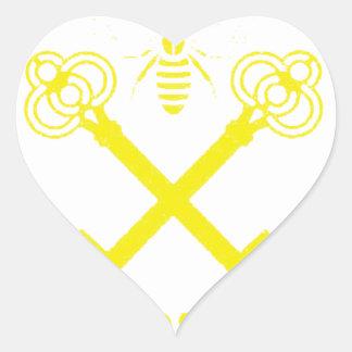 Sticker Cœur Confusions