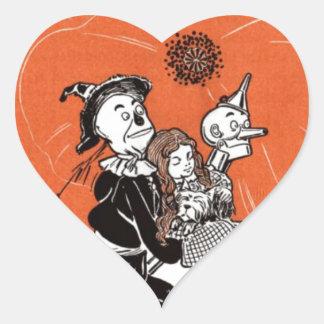 Sticker Cœur magicien d'i111_edit
