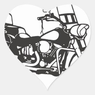 Sticker Cœur motorcycle3=.ai