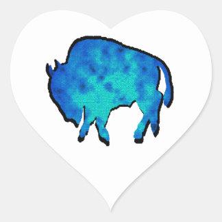 Sticker Cœur Ouvrez la gamme