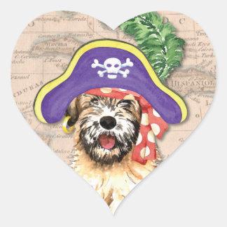 Sticker Cœur Pirate blond comme les blés