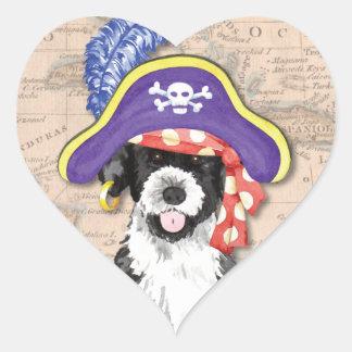Sticker Cœur Pirate de PWD