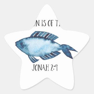 Sticker Étoile 2:9 de Jonas