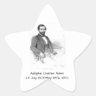 Sticker Étoile Adolphe Charles Adam, 1850