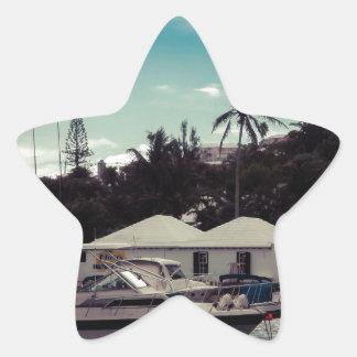 Sticker Étoile Bateau de Hamilton