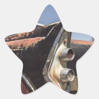 Sticker Étoile car24