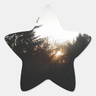 Sticker Étoile Dernier peu d'énergie