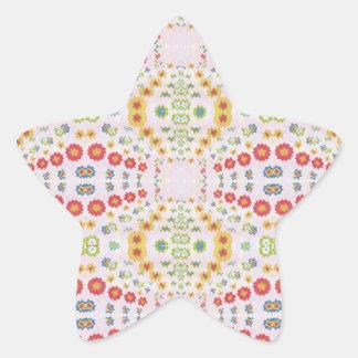 Sticker Étoile Graphiques décoratifs de DIAMANT