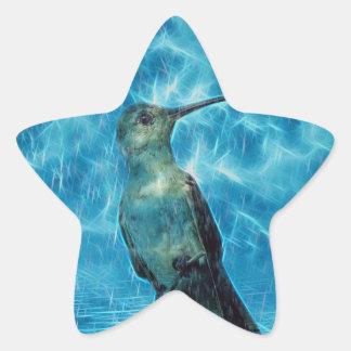Sticker Étoile Hummer et l'ouragan