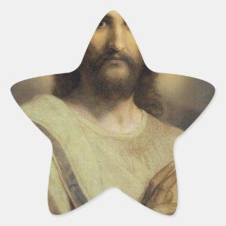 Sticker Étoile Image du seigneur - Heinrich Hofmann