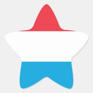 Sticker Étoile Le Luxembourg DIMINUENT